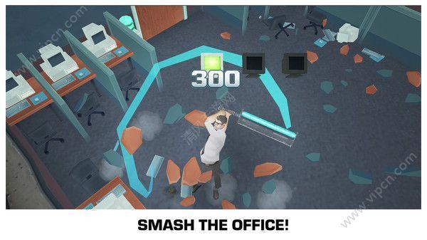 捣毁办公室游戏图3