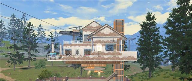 明日之后浮空建筑房屋设计流程(附材料图一览)[多图]