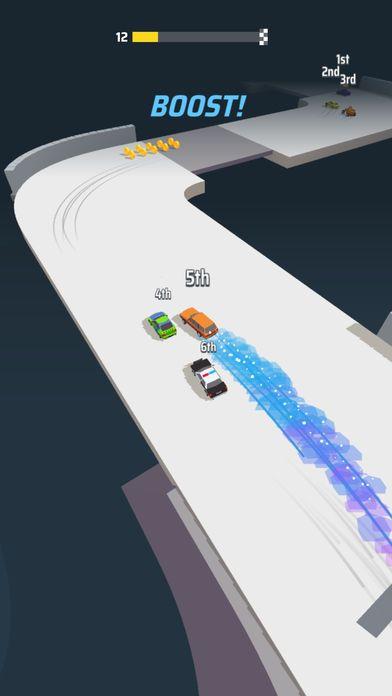 漂移比赛游戏图3