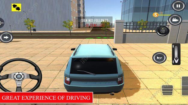 驾驶普拉多环城游戏图3