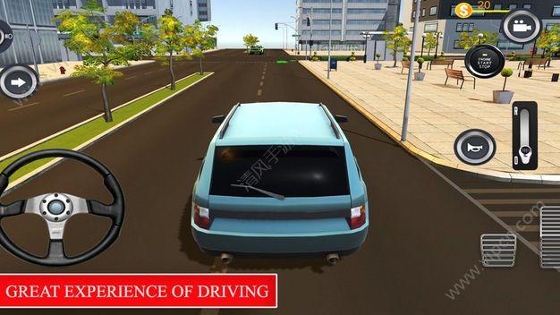 驾驶普拉多环城游戏图1