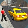 出租车司机汽车模拟2019出租车游戏安卓版 v1.0