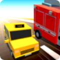 块状道路竞速游戏官方安卓版 v1.0