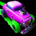 彩色汽车逃脱游戏无限金币破解版 v1.0.1