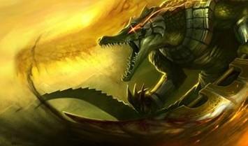 英雄联盟LOL S4鳄鱼天赋怎么加点? lol s4荒漠屠夫天赋加点图文详解[多图]