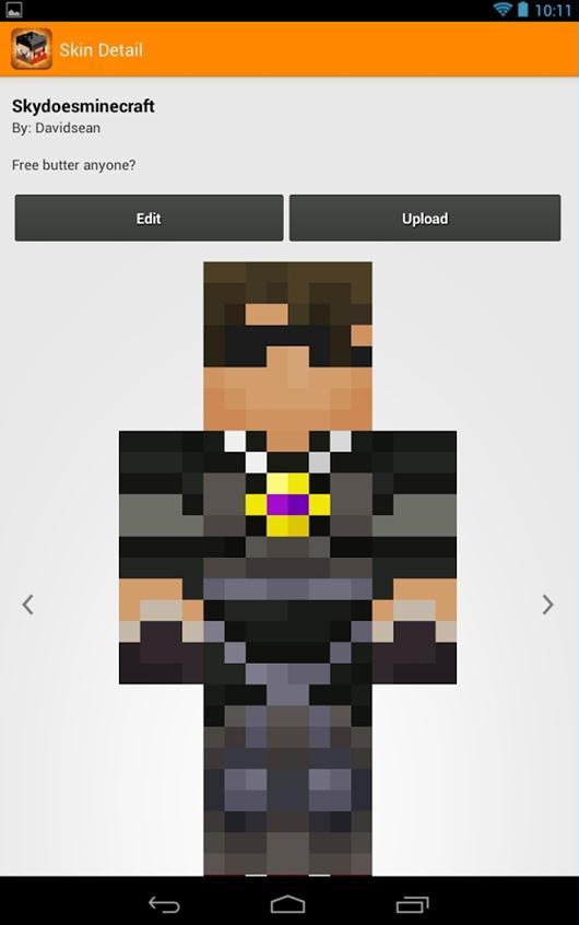 《我的世界皮肤工作室》(Minecraft Skin Studio)安卓版(附视频教程) v1.3