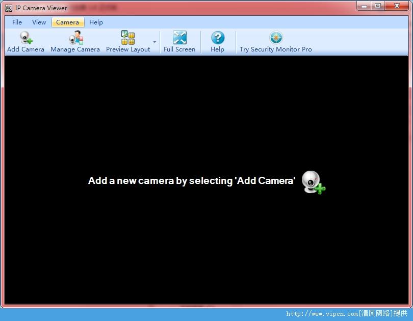 网络摄像机监控(IP Camera Viewer)官方版 V1.34 安装版