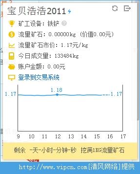 流量矿石交易系统官方版 v1.0.109.76