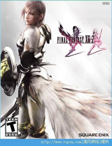 《最终幻想13-2》港版免授权DLC 整合版