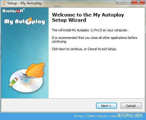 My Autoplay Professional 官方破解版 v11.0 Build 10062014T 安装版