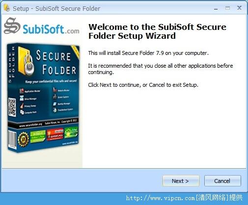 Secure Folder 官方破解版  v7.9 安装版
