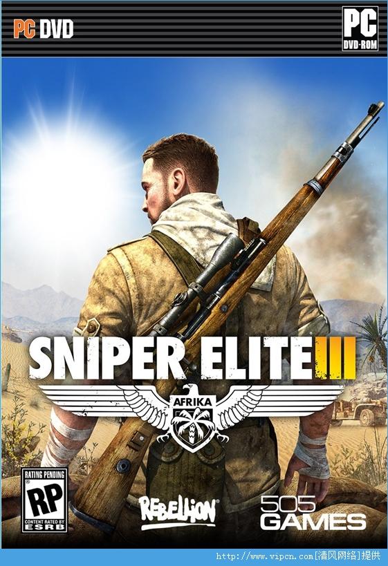 《狙击精英3》 Sniper Elite 3 游民免安装中文硬盘版