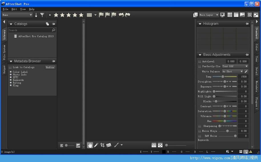 Corel AfterShot Pro 官方特别版(x86)  v2.0.1.5 安装版