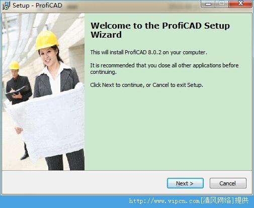 ProfiCAD 中文破解版  v8.0.2 安装版