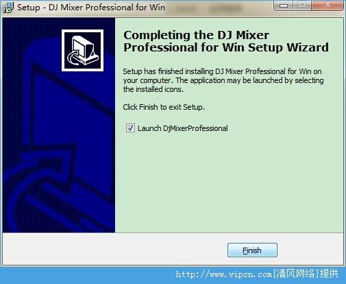 DJ Mixer Professional 官方注册版  v3.6.5 安装版