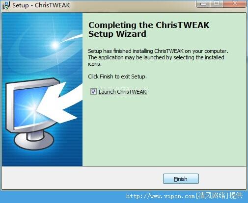 ChrisTWEAK 官方破解版  v2.80 安装版