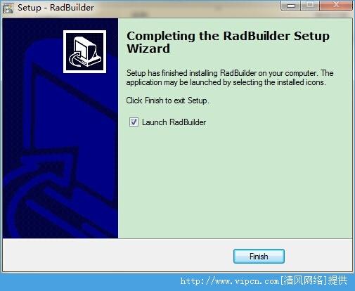 Longtion RadBuilder 官方注册版   v3.1.0.365 安装版