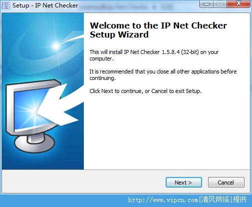 局域网网络监测 Veronisoft Ip Net Checker X32 官方版 V1.5.8.4 特别版
