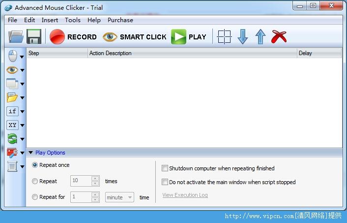 鼠标连点器 Advanced Mouse Clicker 官方版 v4.1.3.6 特别版