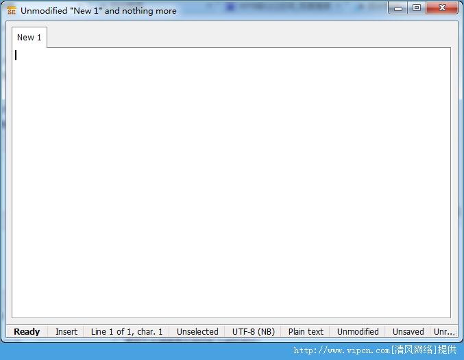 Small Editor 文本编辑工具 官方版 v1.9 特别版