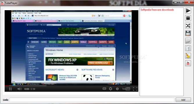 YouTube视频客户端 TubePlayer V1.0 安装版