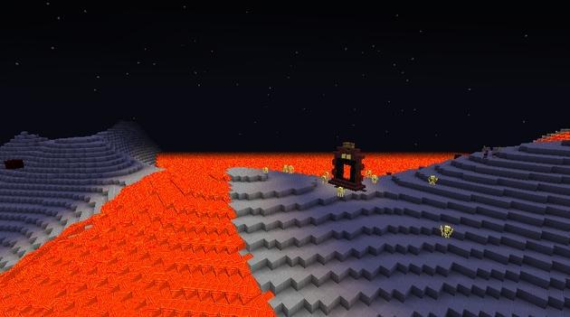 《我的世界(Minecraft)》漂流幻境大型纯生存地图